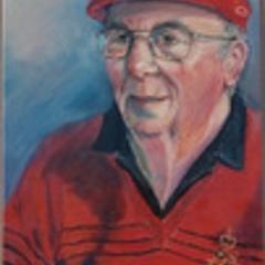 George Portrait. 55cm x 35cm