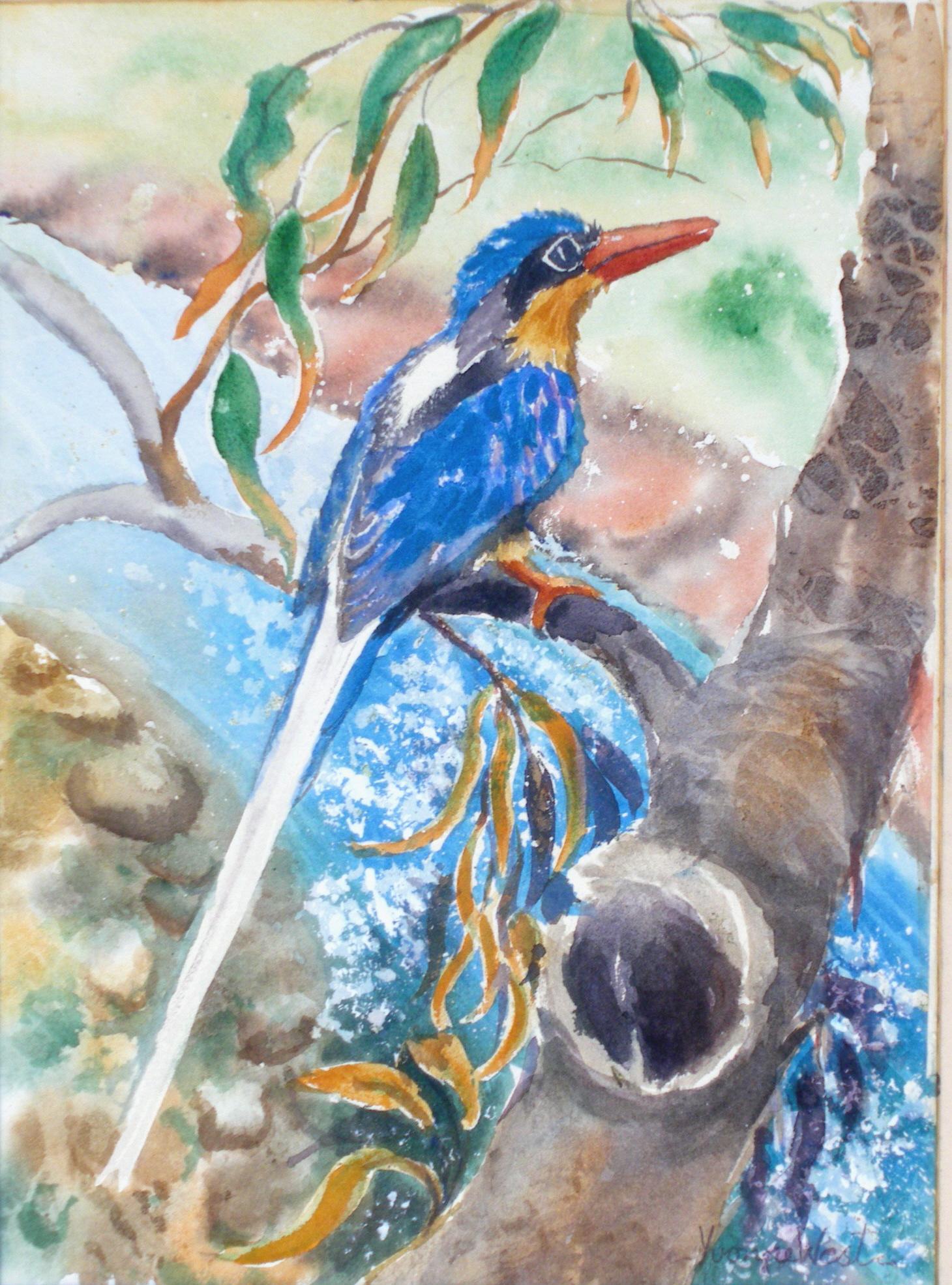 Flora And Fauna Yvonne West Fine Art