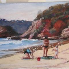 Beach Fun. sold
