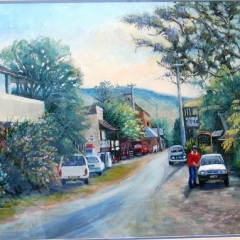 Main St; Sofala 30in x 22in