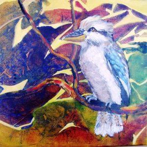 Kookaburra-yvonne-west-australia-artist