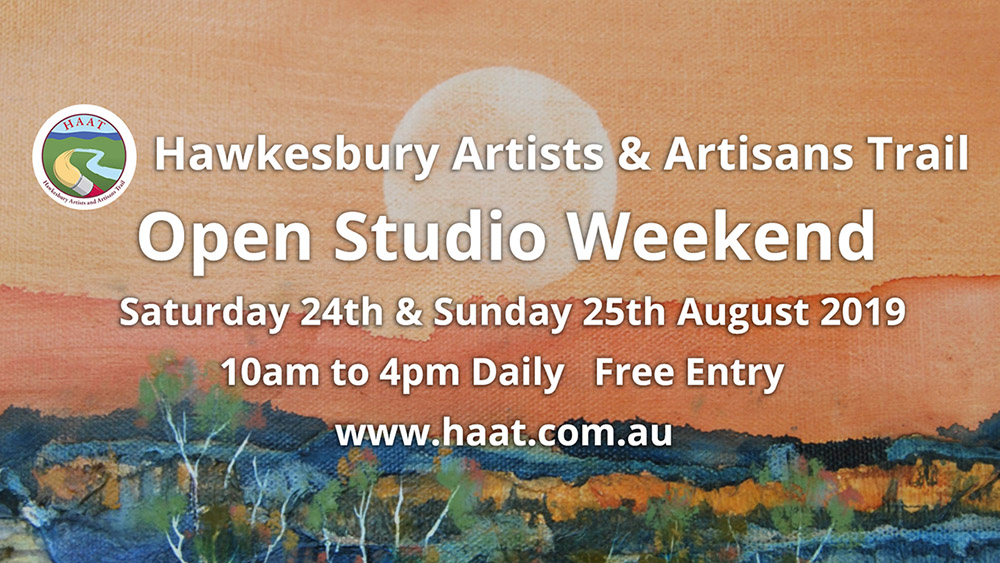 Open Studio Weekend August 2019 for web