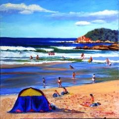 Fairy Bower Beach