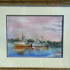Fishing Boats-Lakes Ent. 1