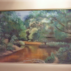 Wheeny Creek Pastel sold.